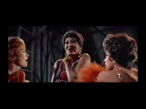 """Chita Rivera, Paula Kelly & Shirley Maclaine in """"There's Gotta Be Something Better Than This"""""""