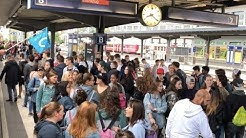 GBC goes SwissSkills: Grosser Bahnhof für die Gewerbliche Berufsschule Chur