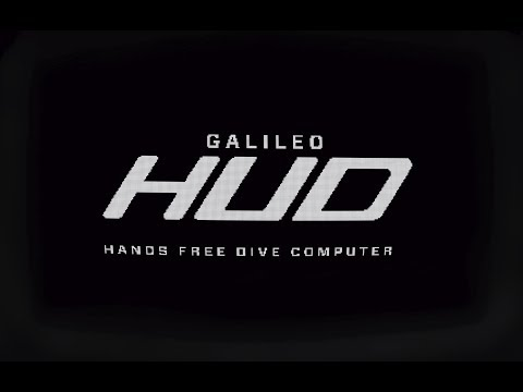 Galileo HUD | Meet The SCUBAPRO Galileo HUD Hands-Free Dive Computer
