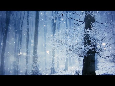 Peaceful Instrumental music, Relaxing music 'The Snow Glow' Happy New Year