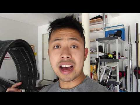 LIFTING LARGE LEVER BELT REVIEW | DEADLIFT DOUBLE PR!