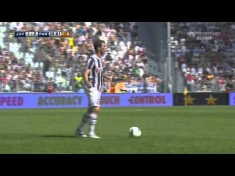 Juventus-Parma 4-1 11.09.2011 SKY - Primo Tempo