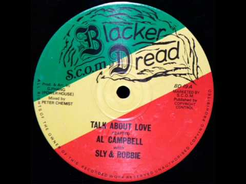 Al Campbell - Talk About Love