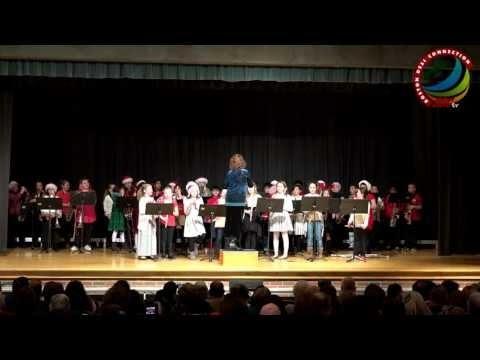 Francis Wyman Elementary School; 4th Grade Concert 2015