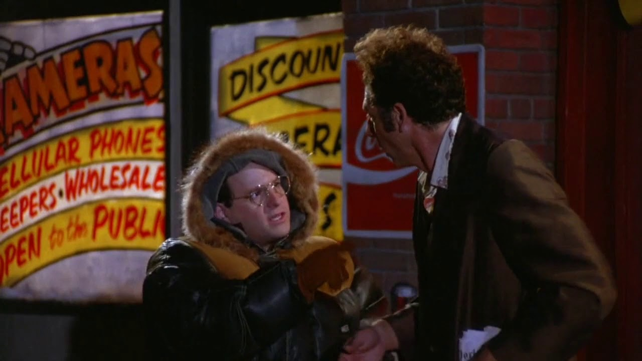 Download Seinfeld I MiniEpisode I Double Parker I The Dinner Party