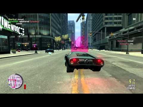 Grand Theft Auto IV+EFLC - Rockstar PC\GFWL Event 12.02.11