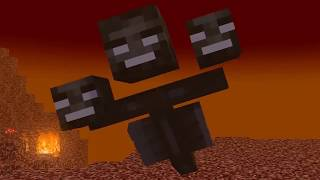 Monster School : Wither Skeleton Love Story (SADNESS) - Minecraft Animation