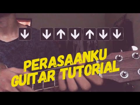 Perasaanku - Fieya Julia | Guitar Tutorial Malay Edition