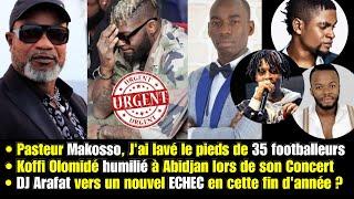 Koffi Olomidé humilié à Abidjan ? Bebi Philip Prépare un Album | Le Journal de PRIINCE TV