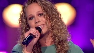 Gambar cover The Voice Holland 2015 2016 -  Elise de Koning Performs Hero- Best Blind Auditions