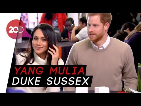 Pangeran Harry Diberi Gelar Duke Sussex Mp3