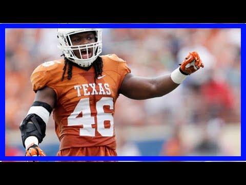 Breaking News   2018 NFL Draft positional preview: Outside linebacker