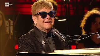 Elton John - Your Song - Roma Colosseo 15 Sett.2017