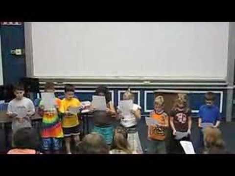 Chabad Hebrew School Song