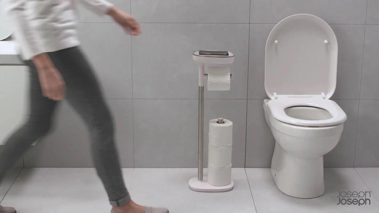 Un Toilette Ou Une Toilette easystore™ porte-papier toilette