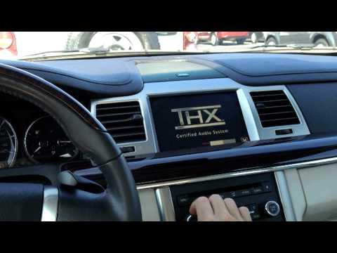 2010 Lincoln MKS THX Certified Auto System Demo Sound