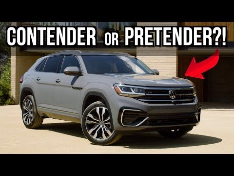 First Look: 2020 Volkswagen Atlas Cross Sport on Everyman Driver