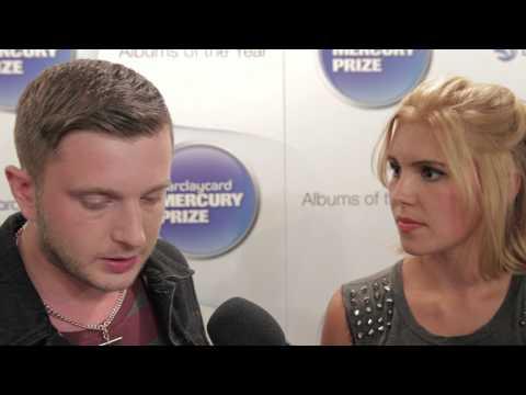 SB.TV - Mercury Music Prize Nominations 2012