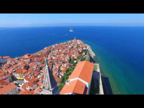 Piran, Slovenia  - The Dream City