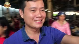 Đi chợ quê với Lê Thị Dần Thách thức danh hài xem diễn kịch cười đau bụng