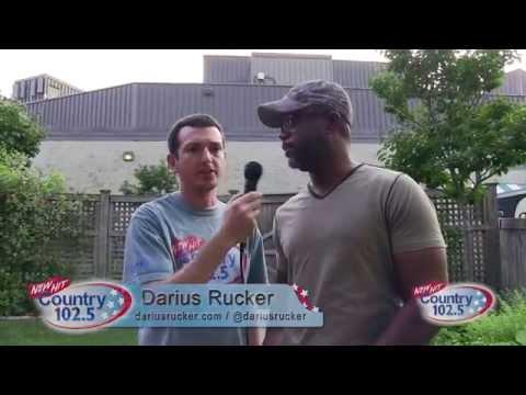 Darius Rucker Interview