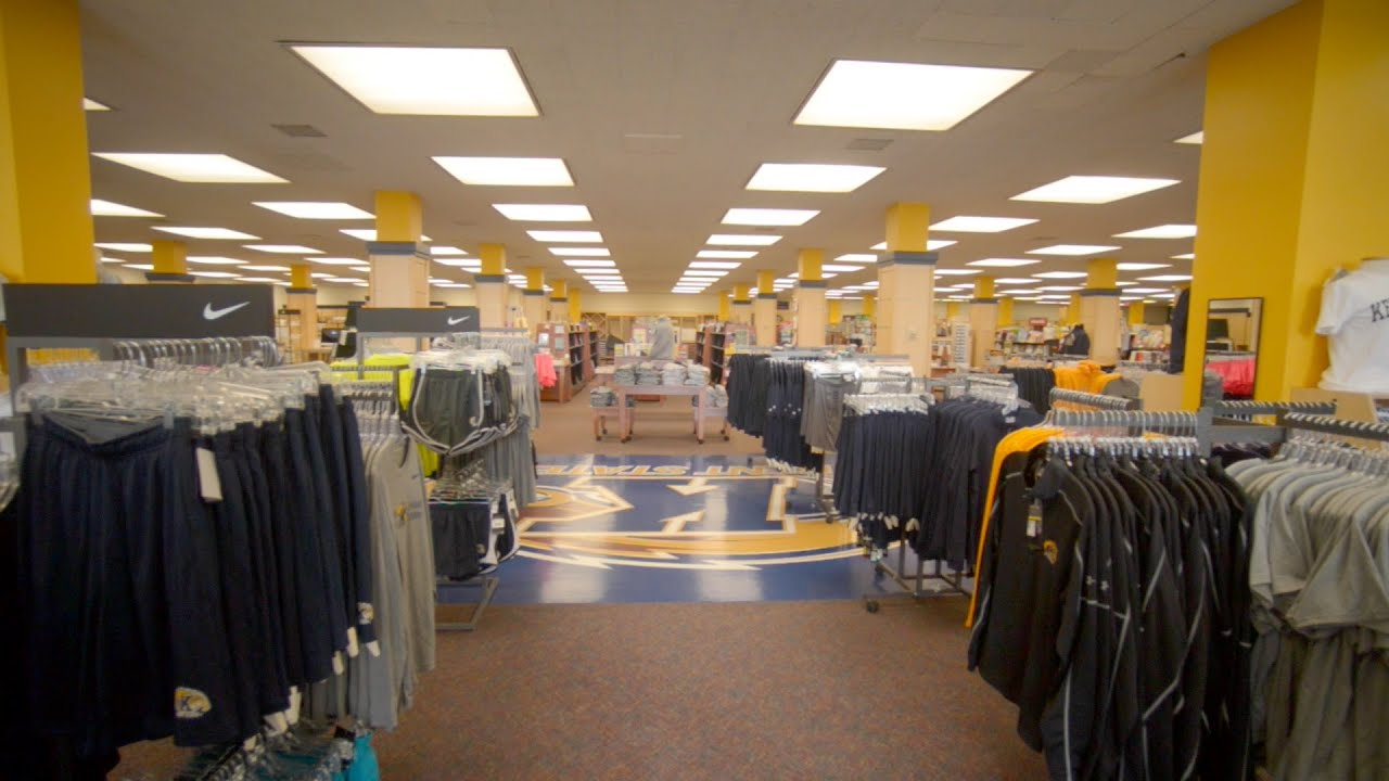 State clothing store