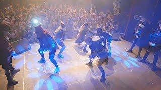 LACES CREW (SWEDEN) @ TOP UP DANCEHALL CONTEST - SENTINEL SUPERDANCE - YAAM BERLIN