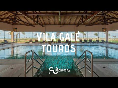 [Jampa In Drone] - Vila Galé Touros,RN