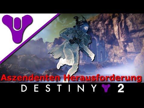 Destiny 2 Forsaken - Aszendenten Herausforderung - Splitterruinen 2019 thumbnail