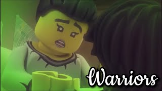 Ninjago - Warriors (Imagine Dragons) | Season 13 Tribute