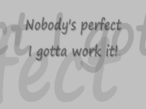 Nobody's Perfect - Hannah Montana (1080 P)