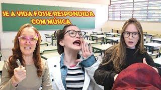 SE A VIDA FOSSE RESPONDIDA COM MÚSICA! ZABETTA MACARINI