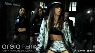 【HD REMIX 리믹스】Hyunah 현아 (4minute)  feat Joon Hyung (Beast) - Change (areia remix)