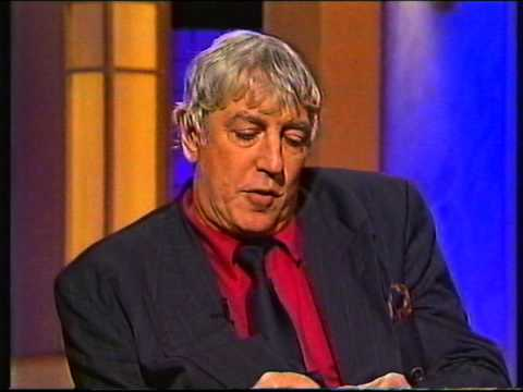 Peter Cook on Clive Anderson show