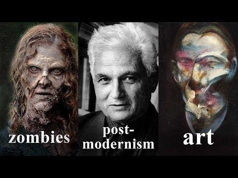 Zombies, Postmodernism and Art | Furman University Talk