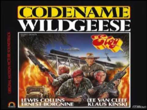 CODENAME WILDGEESE 1985  SOUNDTRACK