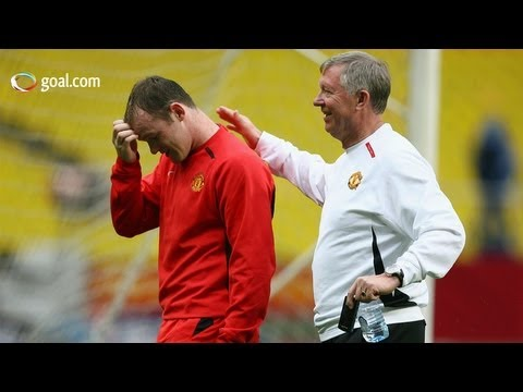 Sir Alex Ferguson: Rooney to stay at Manchester United