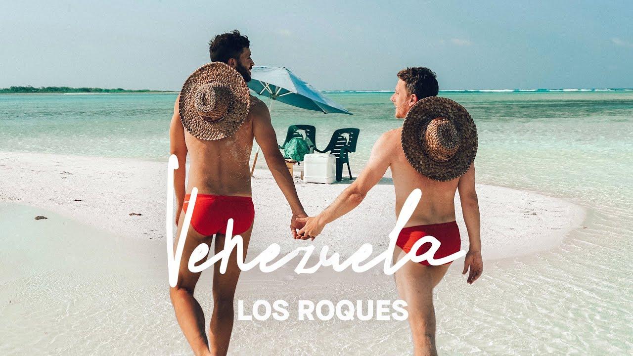 EL PARAÍSO EN VENEZUELA 🇻🇪 LOS ROQUES (4K) enriquealex