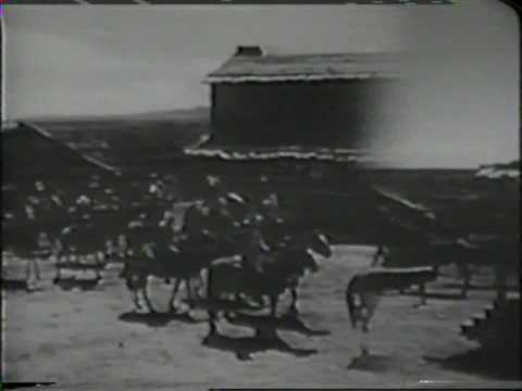 Boots and Saddles 1950's TV Western Intro