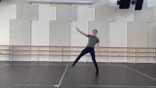 Nathan Hoty Dancer Combination