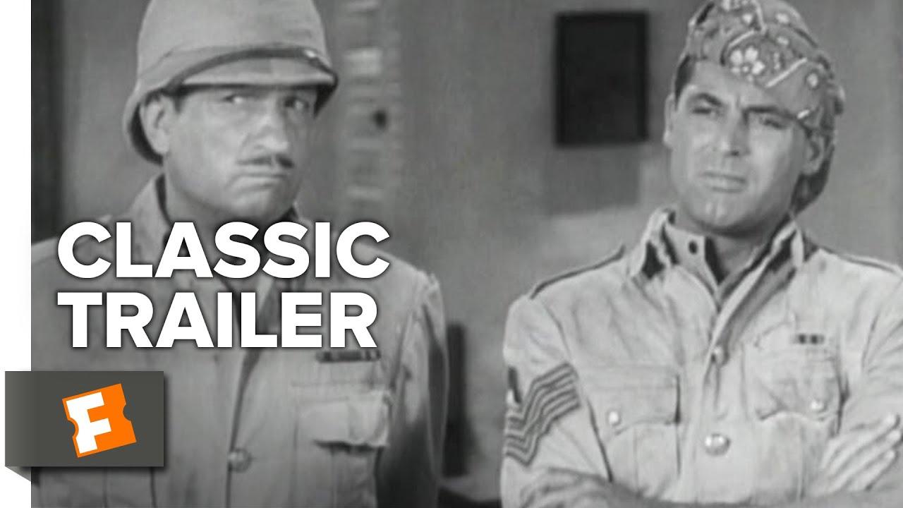 Gunga Din (1939) Official Trailer - Cary Grant, Douglas Fairbanks Jr. Movie HD