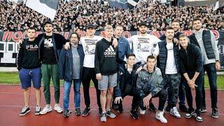BC Partizan TV: FAN ZONE - Košarkaši uz fudbalere na derbiju u polufinalu Kupa Srbije
