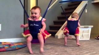 Irish Dancing Babies- Riverdance twins