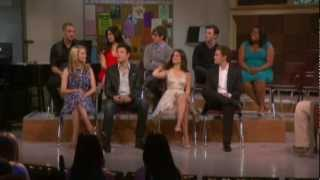 Oprah and the Glee cast 4_7_2010
