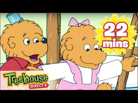 The Berenstain Bears:  Gotta Dance / The Bad Dream - Ep. 34