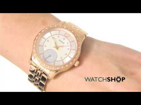 Guess Ladies' Whitney Watch (W0931L3)