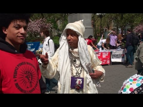 70+ Year Old Ankh-Wearing Cuba-Loving Pagan Commie vs Former Soviet Citizen, Part 2 of 2