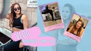 vuclip WHAT I'VE BEEN UP TO | LEG & BOOTY WORKOUT + Life Updates