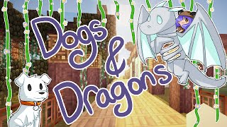 Minecraft | Dogs & Dragons: In DANGER! [7] | Mousie