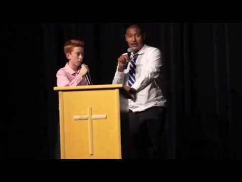 Oak Grove Lutheran School Variety Show, Homecoming  2015